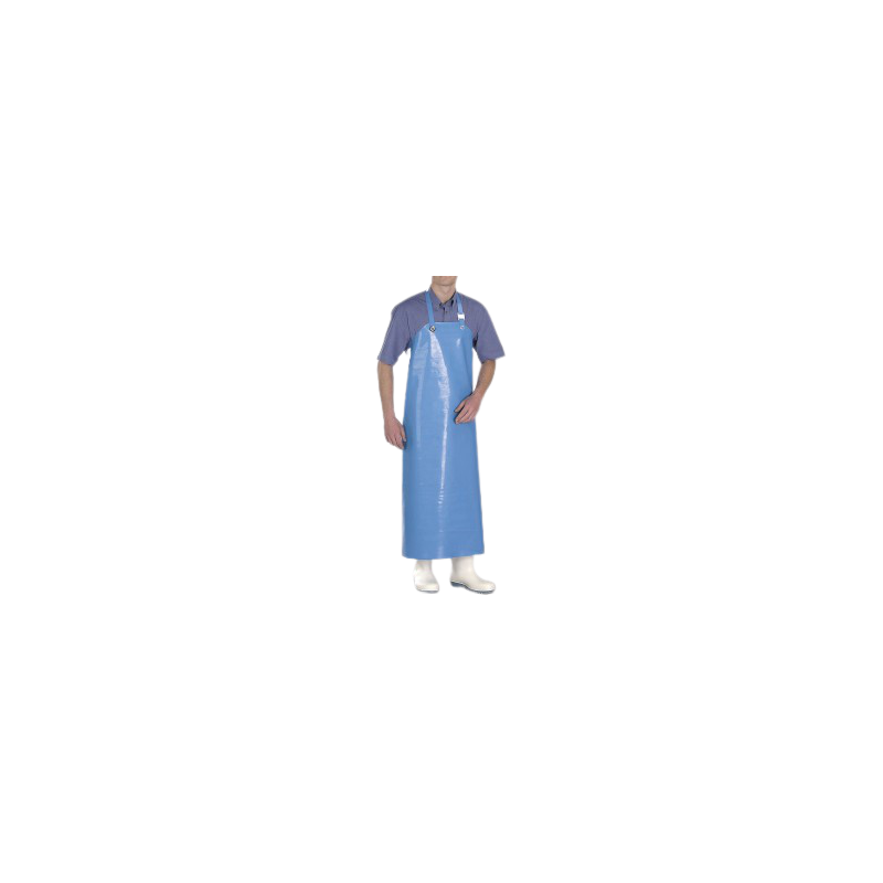 Kötény Delta kék 90*115