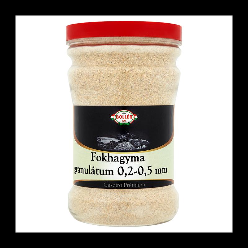 Gasztro Prémium Fokhagyma granulátum 600 g