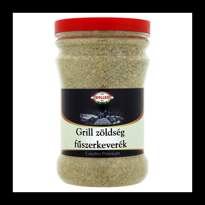 Gasztro Prémium grill zöldség fűszerkeverék 1000 g