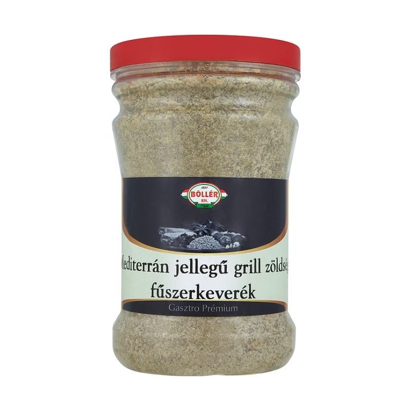 Gasztro Prémium Mediterrán jellegű grill zöldség fűszerkeverék 1200 g